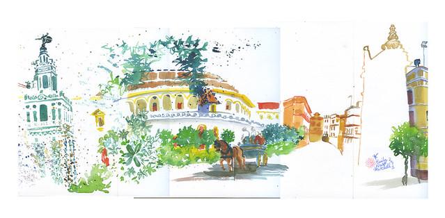 Leporello-Séville-toros