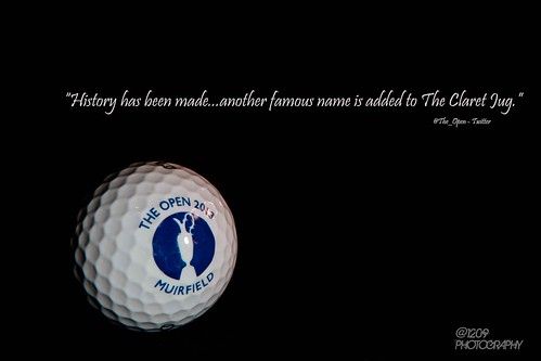 Another Famous Name Is Added To The Claret Jug