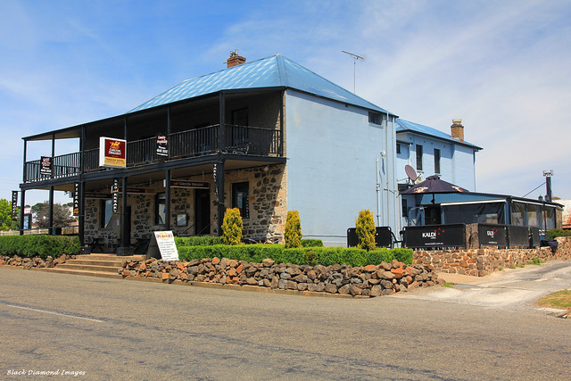 Taralga Hotel - Formerly Martin Tynan's Richlands Hotel & Mooney Hotel - Built 1876, 24 Orchard Street, Taralga, Southern Tablelands, NSW
