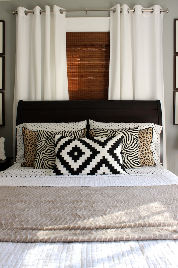 Fabric Paper Glue | Guest Bedroom
