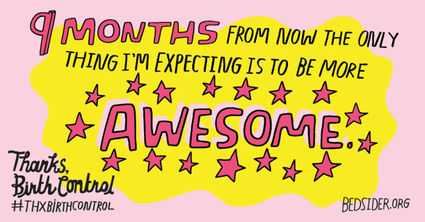 9 Months from now the only thing I'm expecting to be is more awesome.
