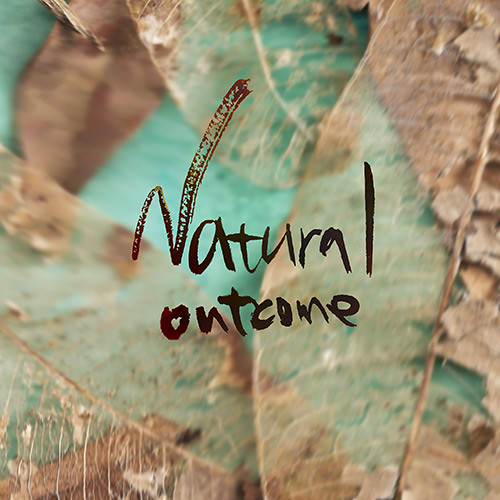 iCD_iCDCO129 自然發聲《Natural Outcome 同名1st EP》專輯封面