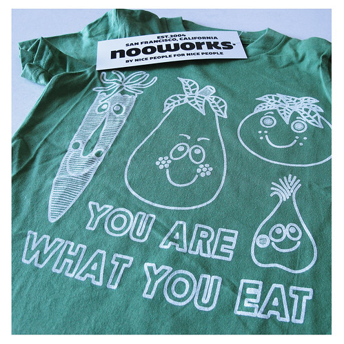 You Are What You Eat Tee