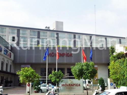 Movenpick Hotel 01 - Exterior Facade