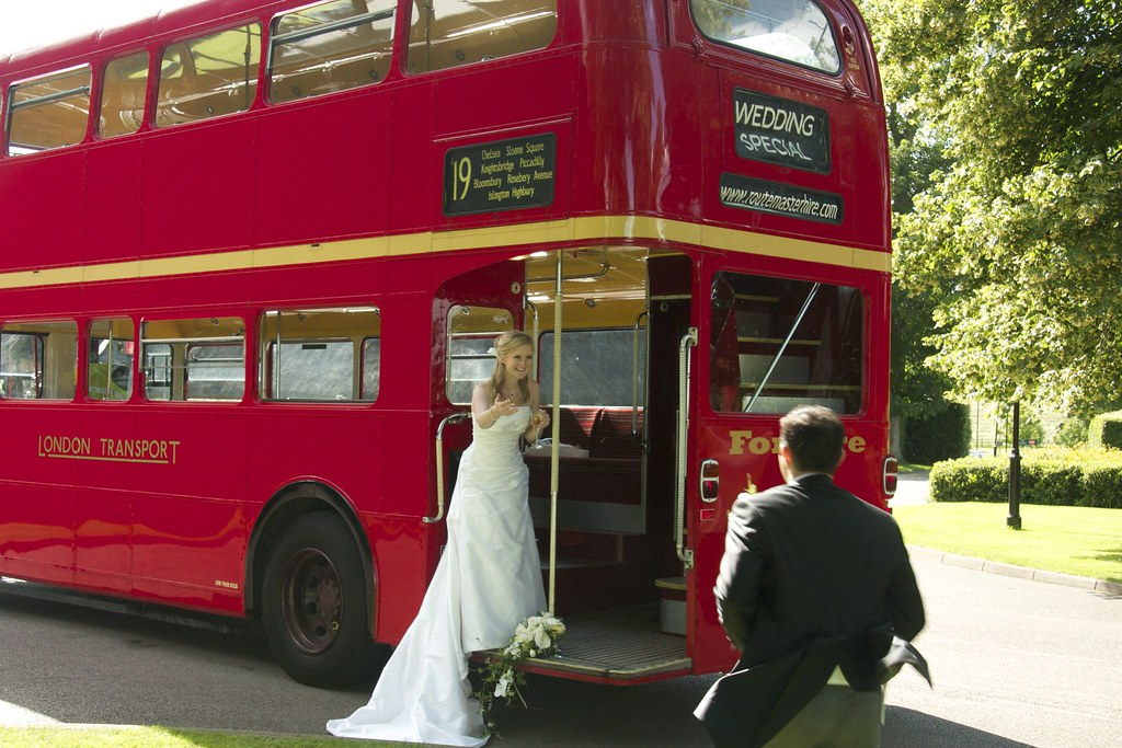 See Our Wedding Bus Gallery