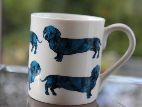 dachshund-mug