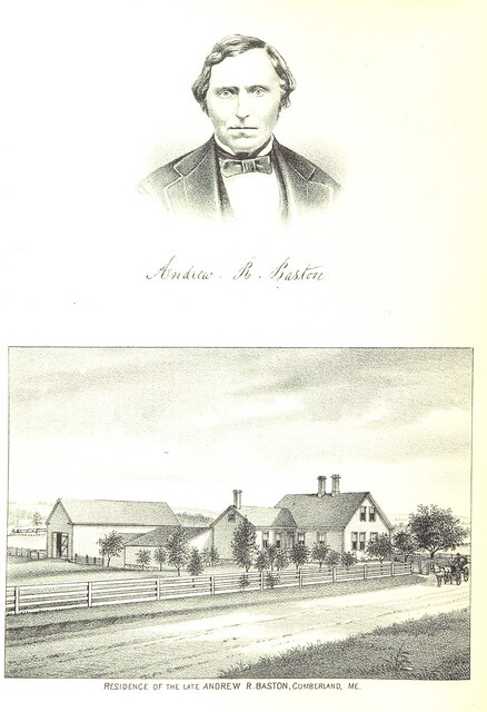 Image taken from page 428 of 'History of Cumberland Co., Maine. With illustrations and biographical sketches of its prominent men and pioneers'