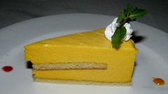 #3108 dessert: mousse cake