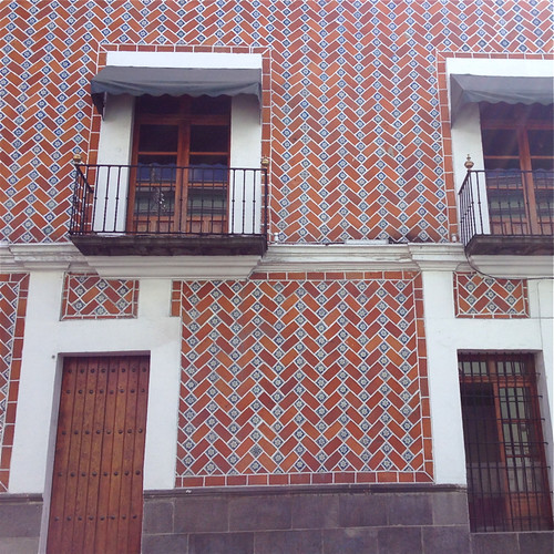 Puebla facade