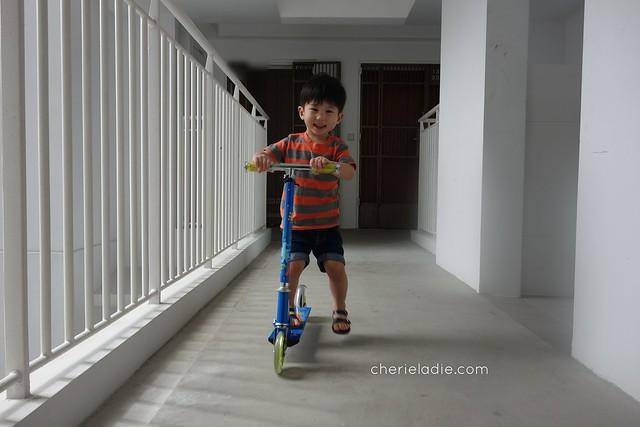FOX Skate Scooter for boys