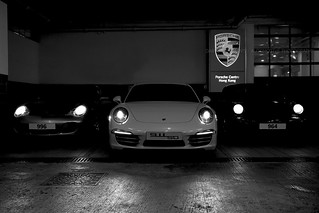 Porsche 991 (50th) / 996 (40th) / 964 (30th) anniversary editions, Hong Kong