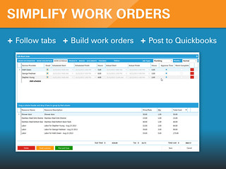 Service Manager Plus - Simplify Work Orders