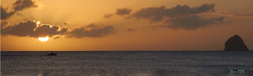 sunrise sainteluce