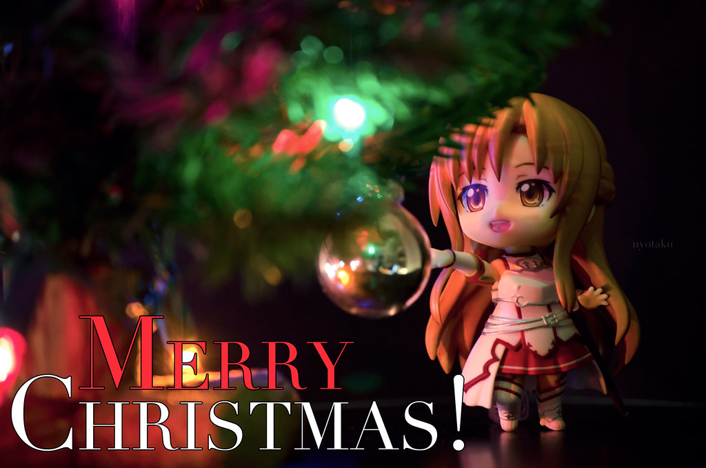 Nendoroid Asuna Christmas