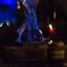 Small photo of Christmas Pudding aflame