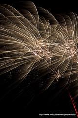 Fireworks Semaphore New Years Eve