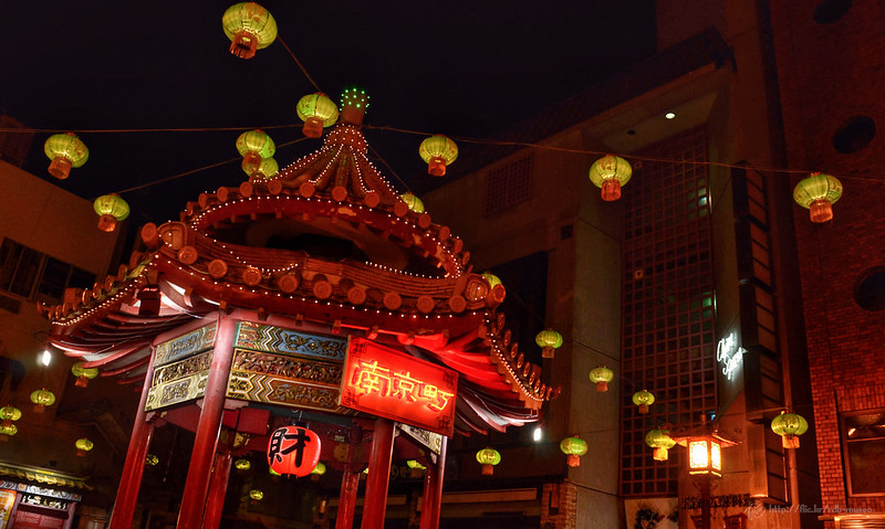 Last hours of the year of snake in Chinatown