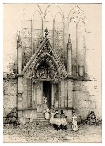 007-Souvenir du vieux Paris…1835- L.T. Turpin de Crissé- Institut National d'histoire de l'art- INHA