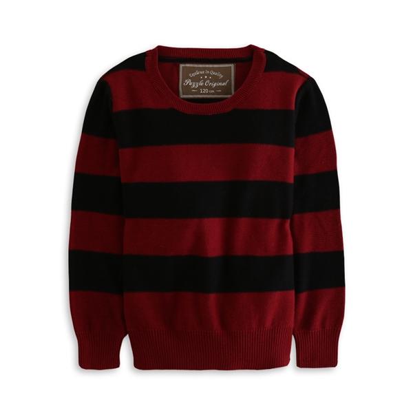 條紋毛衣-小孩(PUZZLE 拍手國際)