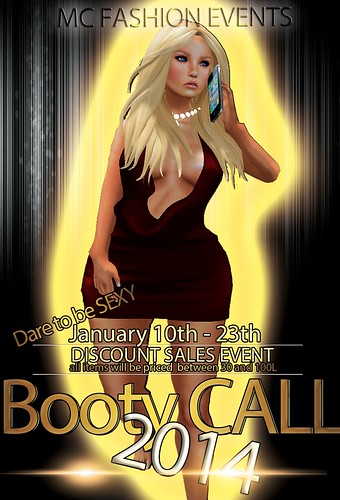 MC FASHION EVENTS - BOOTY CALL ( Sexy Items )