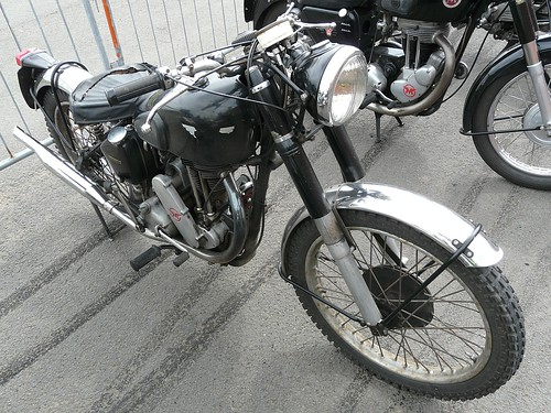 1950 Matchless 350