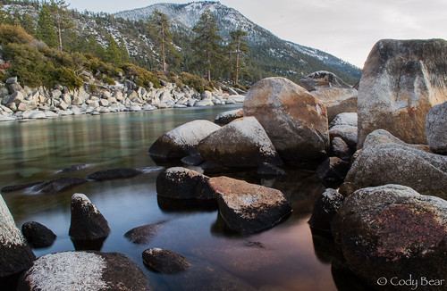 Lake Tahoe Long Exposure 3