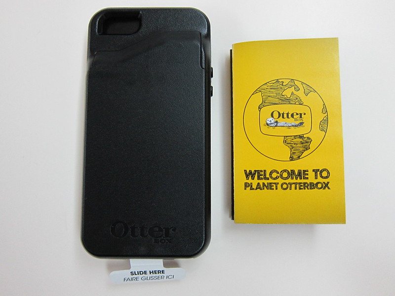 OtterBox Commuter Wallet - Packaging Contents