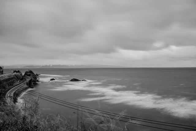 雨晴海岸 氷見-7