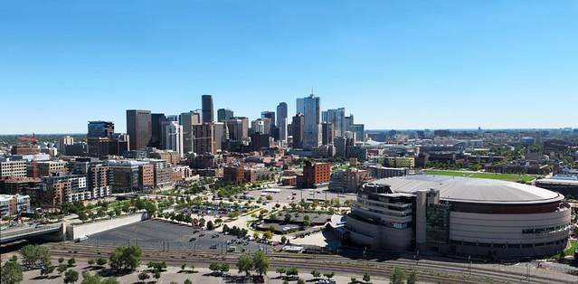 Denver Panorama - Colorado, USA
