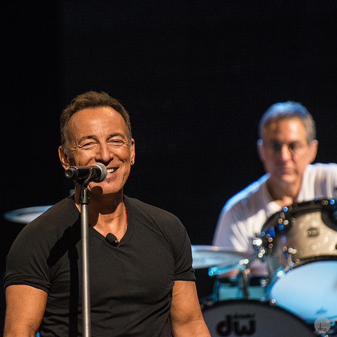 Bruce Springsteen concert Velodrome Bellville Cape Town 26 January 2014 shot by Desmond Louw dna photographers 01
