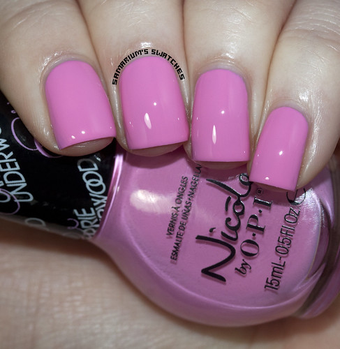 Nicole by Opi Carnival Cotton Candy (2)