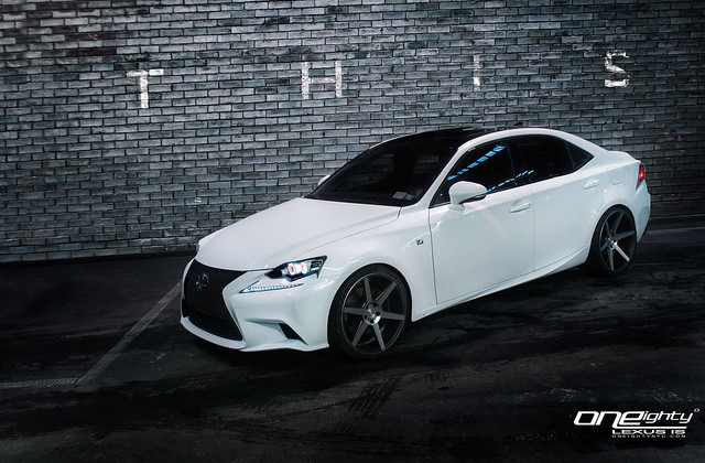 2014 lexus is350 f sport by oneighty flickr photo sharing. Black Bedroom Furniture Sets. Home Design Ideas