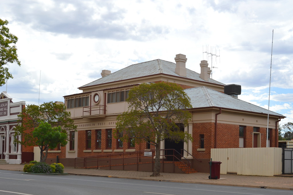Condobolin Post Office