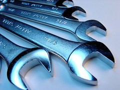 photo: wrenches