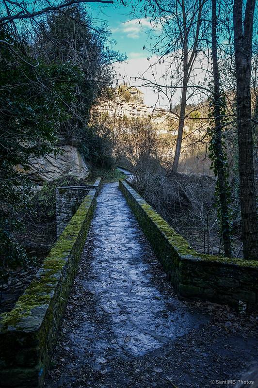 El Pont de Can Badaire