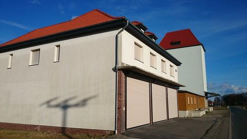 1939 Heudeber Wohn- und Geschäftshaus mit Getreidespeicher K1330 Langelner Weg 8 in 38855