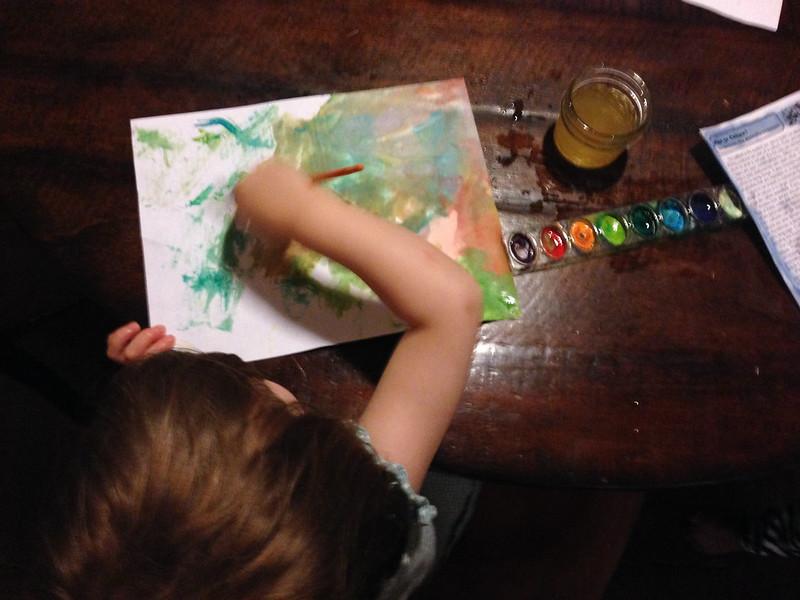 iris paints