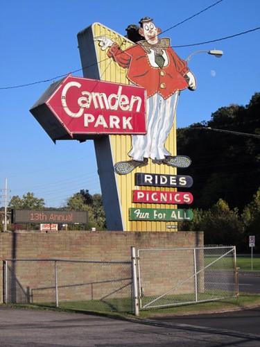 Camden Park WV