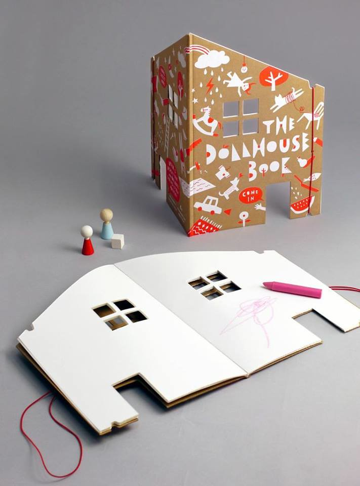 rock&pebble - dollhouse book
