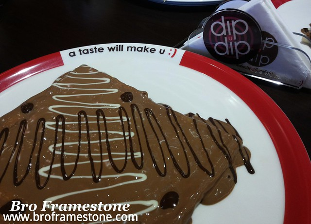 dip 'n dip - The Curve, Damansara