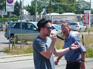 Jonas Scheiner, BusBimSlam, Poetry Slam, Wien