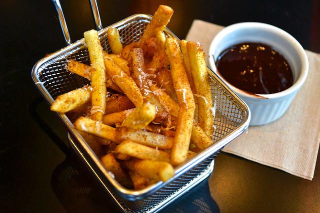 chocochicken duck fat fries