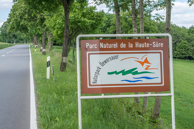 Naturla park starts here
