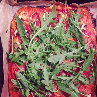ruccola-pizza