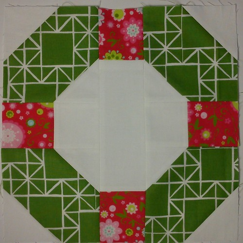 July bee block for STQB