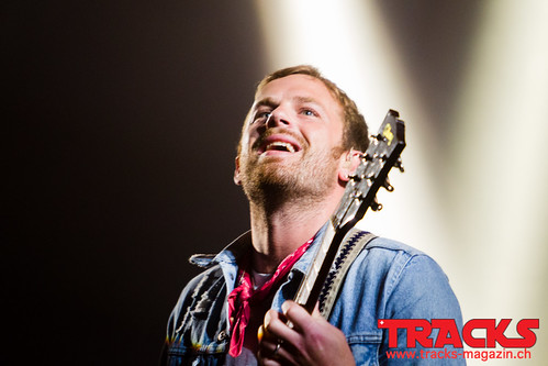 Kings of Leon @ Hallenstadion - Zurich