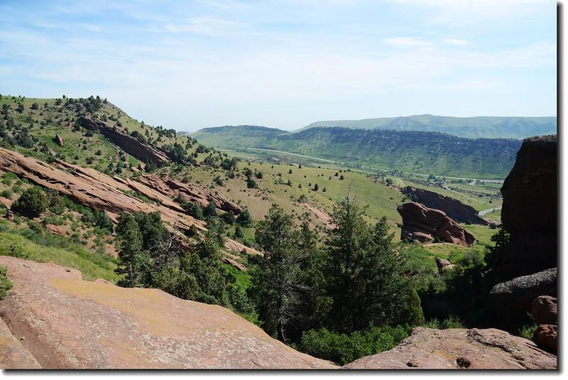 Red Rocks Trail 11