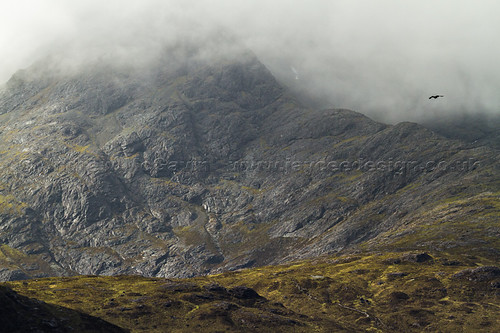 skye misty clouds cliffs crows crags atmospheric cuillin sligachan canon100400mm slig eos7d cloudsstormssunsetssunrises andrewmcgavin ©andrewmcgavin