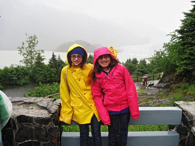 Graci Cari Mendenhall Glacier 20140617