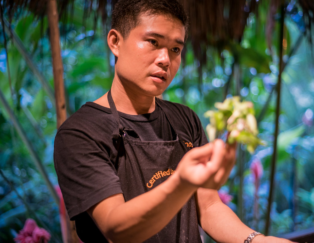Lao cooking class